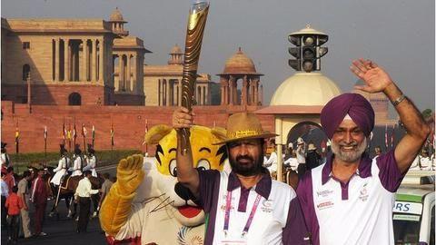 Suresh Kalmadi's association with sports