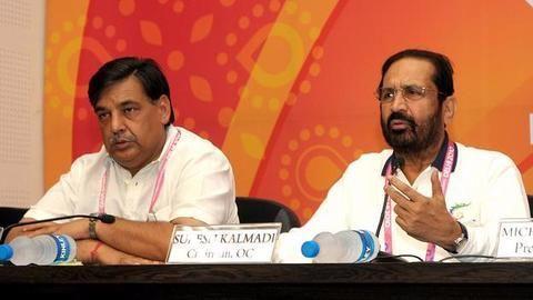 Kalmadi elected Life President of IOA