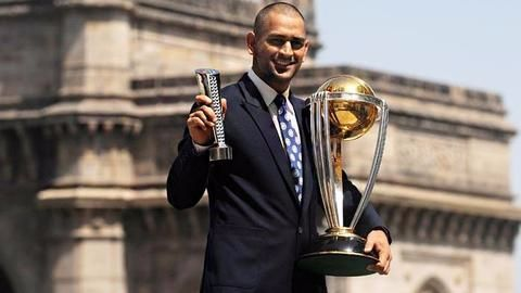 Mahendra Singh Dhoni steps down as ODI and T20 captain