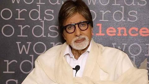 Amitabh Bachchan inaugurated Road Safety Week in Mumbai