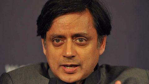 PM Modi all praises for Tharoor