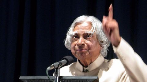 The sad demise of Abdul Kalam
