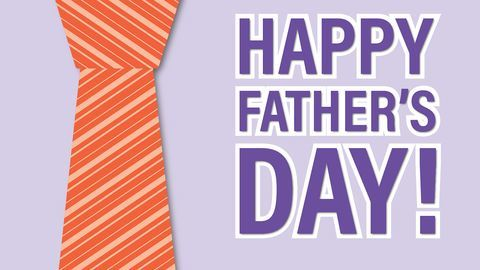 Father's-Day: Mommies get more love, fathers not complaining