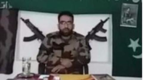 Here's all about the new tech-savvy Hizbul chief