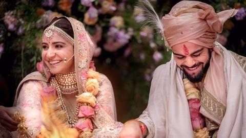 Virat Kohli and Anushka Sharma tie the knot in Italy!