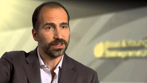 Dara Khosrowshahi, the new Uber chief