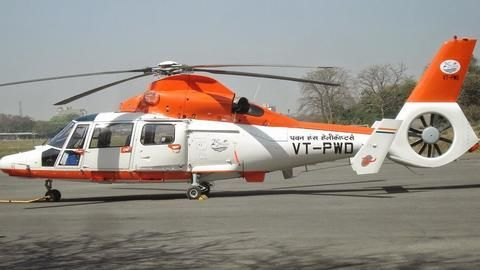 Pawan Hans helicopter with ONGC employees onboard missing