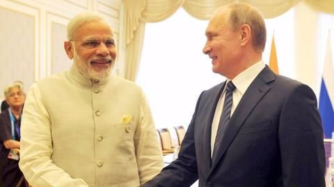 Russia strongly supports India's membership to NSG