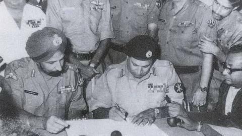 '71 war was never between India and Pakistan