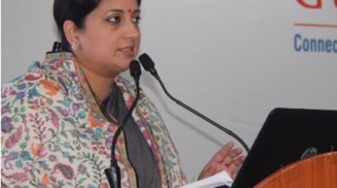 Smriti Irani's school records to be inspected