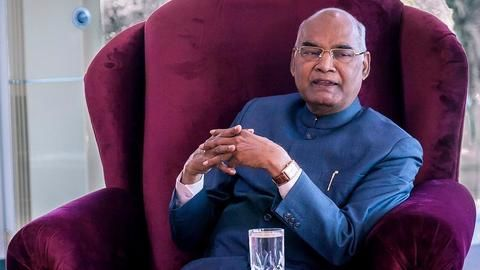 How much does President of India earn?
