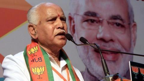 SM Krishna to join BJP:  BS Yeddyurappa