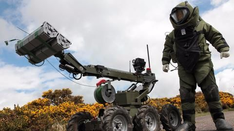 Army proposes to deploy indigenously-built robots in Kashmir