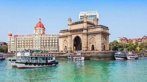 What's up with Mumbai today!