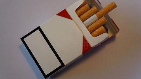 5 companies control 85% of cigarette market