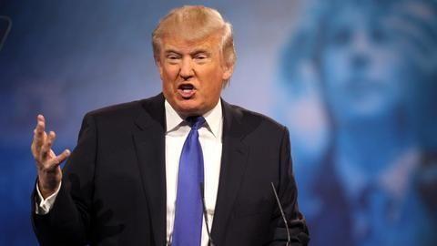 Donald Trump's alleged affair with porn star
