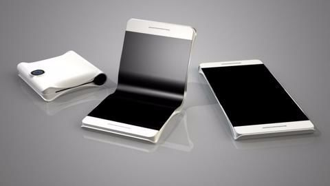 Apple, LG working on foldable iPhone