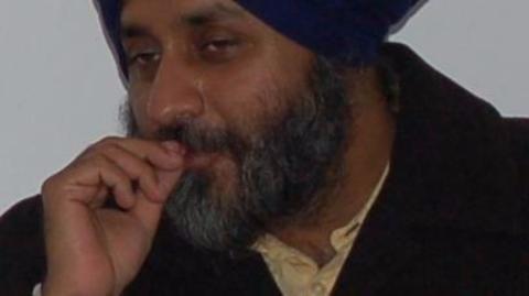 Sukhbir critiques the comment