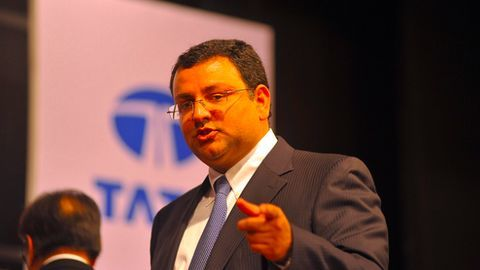 'I am being sacked', Cyrus Mistry texted wife ahead of meeting