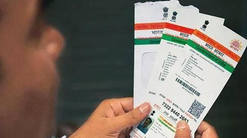 You could soon need Aadhaar for driving licence, registration of new vehicles