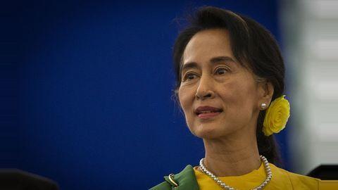 Suu Kyi skipping UN meet amid Rohingya criticism