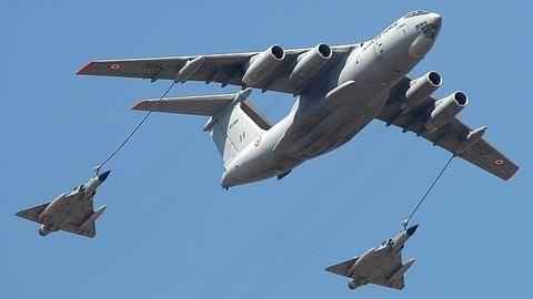 IAF's Mi-8 chopper flies into history
