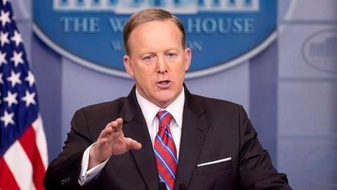 Sean Spicer ends tumultuous tenure as White House press secretary