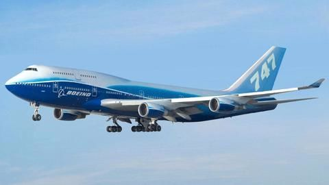 Two Boeing 747 jets auctioned online in China for $48mn