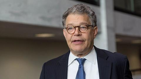 Al Franken resigns amid sexual harassment allegations