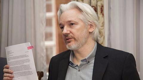 Assange calls on UK, Sweden to 'restore' his liberty