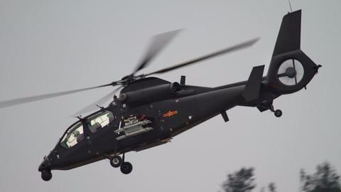 India's LCH vs China's Z-19E combat helicopter
