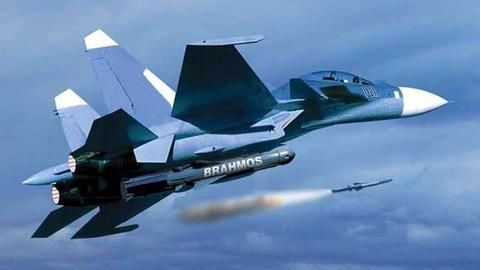 Indian Air Force Hails Successful Testing of BrahMos; Watch Video