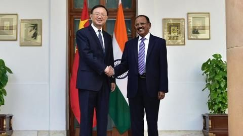 Doval, China's representative on boundary question meet Modi