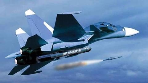 India successfully test-fires BrahMos from Sukhoi-30 fighter aircraft