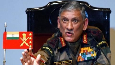 Army Chief General Bipin Rawat talks tough on China