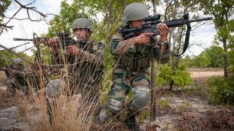 Terrorist, civilian killed in south Kashmir