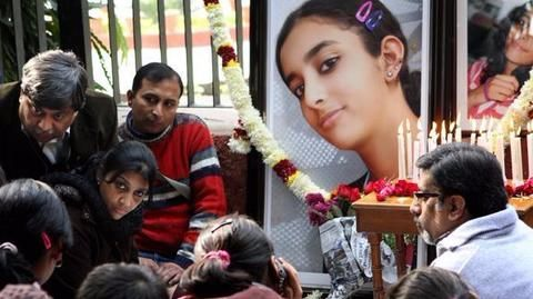 The sensational Aarushi Talwar murder case