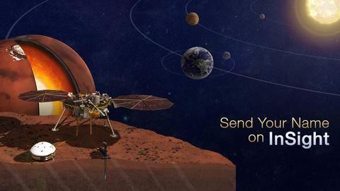 24.3L people to 'visit' Mars next year
