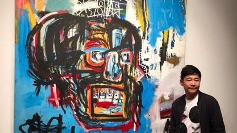 Basquiat breaks records in the art world