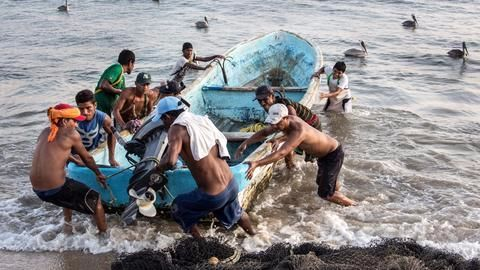 Forty-nine Indian fishermen arrested in SL waters