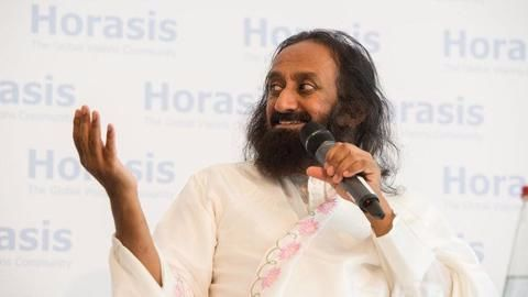NGT holds Sri Sri's AOL Foundation responsible for damage to Yamuna