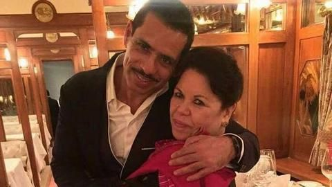 The Vadra controversy