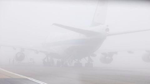 Dense fog to hit train, flight ops