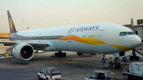Jet Airways Mumbai-Delhi flight diverted to Ahmedabad amid hijacking, explosives threat