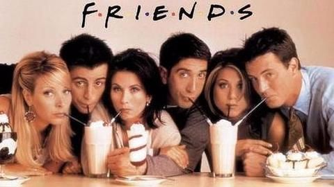 'F.R.I.E.N.D.S' - The one with the musical!