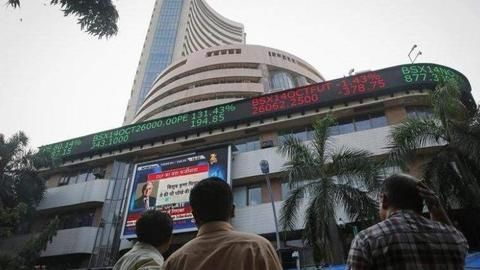 Sensex slips below 36000-mark; all eyes on Budget