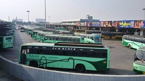 Transport strike hits commuters in Tamil Nadu