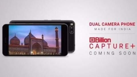 Smartron is the designer and engineer of Flipkart Billion Capture+