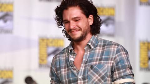 Drunk and disorderly Kit Harrington caught on camera