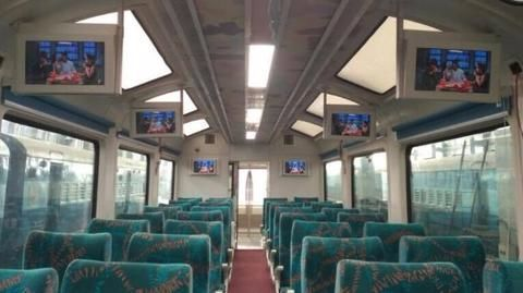 Indian Railways' ultra-luxurious Vistadome coaches